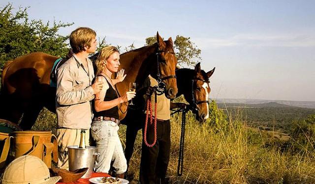 Horse Riding Safaris Victoria Falls
